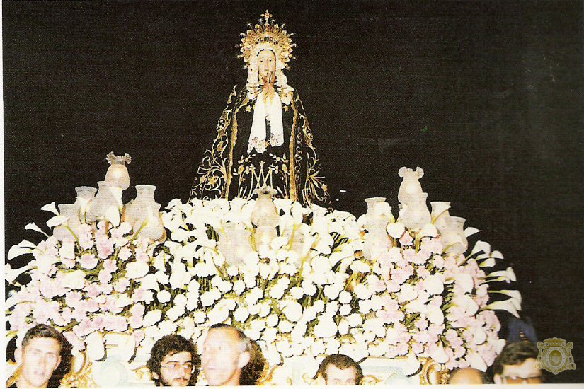 Procesion anyos 70